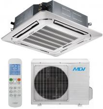 Кассетная сплит-система MDV MDCD-36HRN1 купить по низкой цене в Москве
