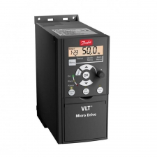 Частотный преобразователь Danfoss VLT Micro Drive FC 51 0,18 кВт купить недорого в Москве