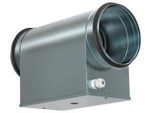 Электрический канальный нагреватель SHUFT EHC 125-1,2/1 купить по распродаже в Москве недорого