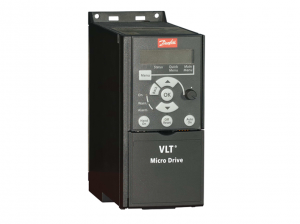 Частотный преобразователь Danfoss VLT Micro Drive FC 51 0,75 кВт (380 - 480, 3 фазы) купить по низкой цене в Москве